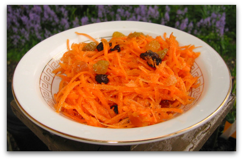 best carrot salad recipe