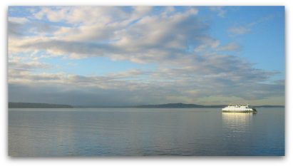 Vashon Island: One Day I Drifted Ashore…