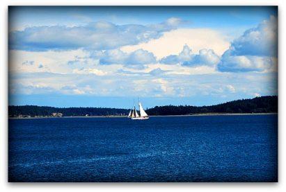 sailing toward a parable