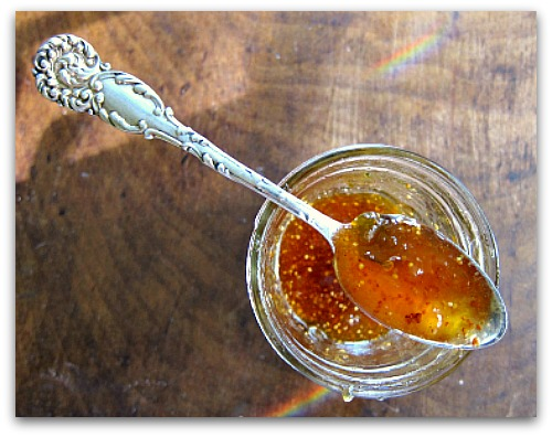 Figs in a Jam… Fig and Ginger Jam