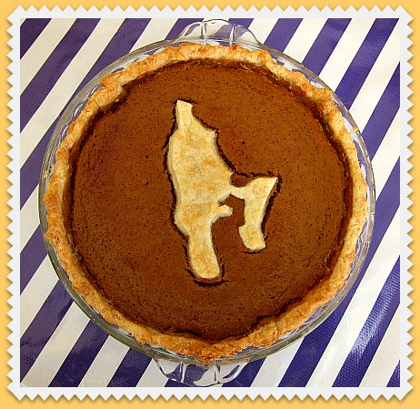 Vashon Island Pumpkin Pie Pumpkin Pie Judge: Best Job Ever!