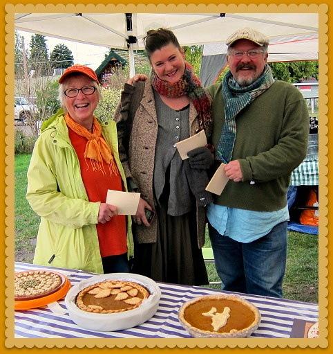Viga pumpkin pie contest judges Pumpkin Pie Judge: Best Job Ever!