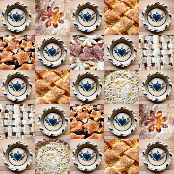 "Tom's Homemade Pie ""Quilt"""