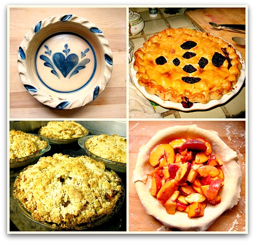 Pie Collage blog The Life of Pie