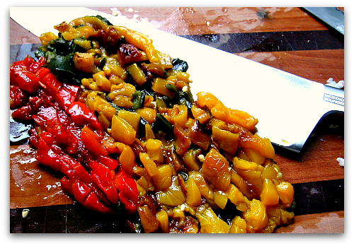 peppers corn relish Corn Relish: Too Good Not to Make