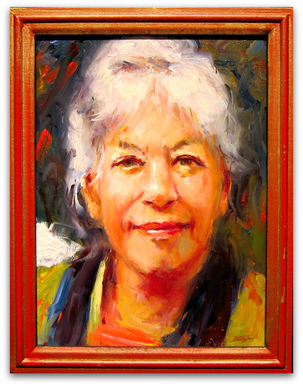 Karen Pam Ingalls TCF Portraits of Elders   People Who Inspire