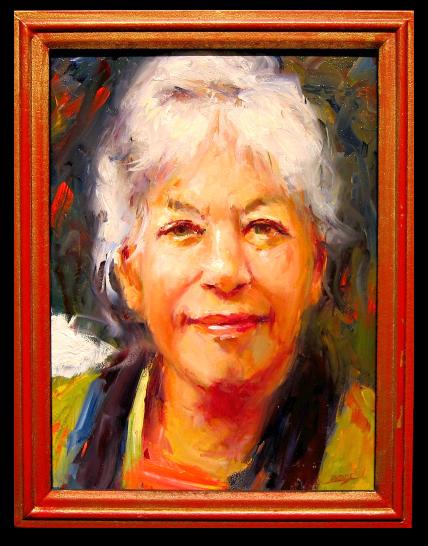 Karen Pam Ingalls TCF Portraits of Elders   People Who Inspire