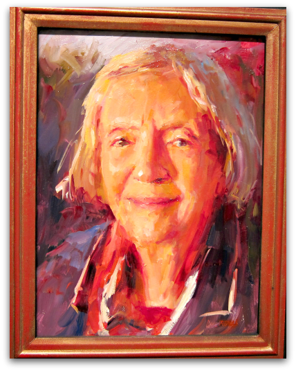 Nina Pam Ingalls TCF Portraits of Elders   People Who Inspire