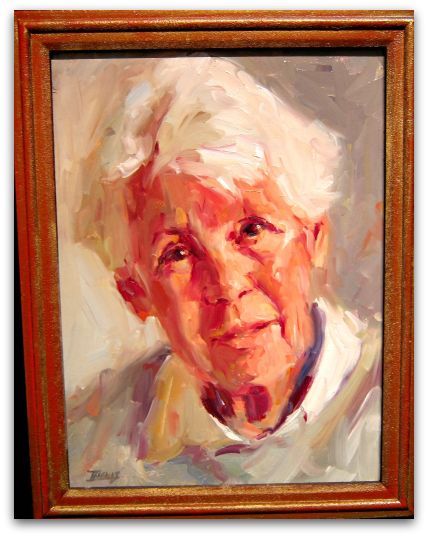 Portraits of Elders – People Who Inspire
