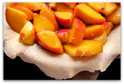 Peach Pie: How Do I Love Thee