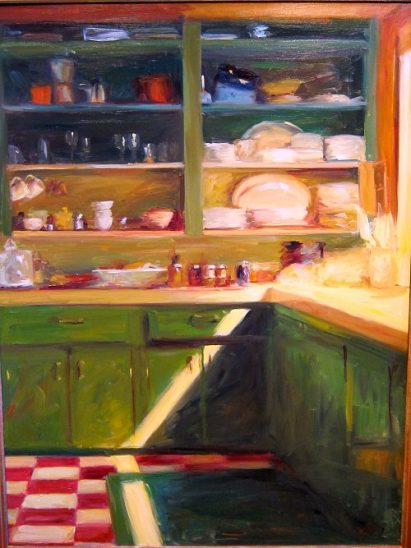 Tom's Kitchen II by Pam Ingallls