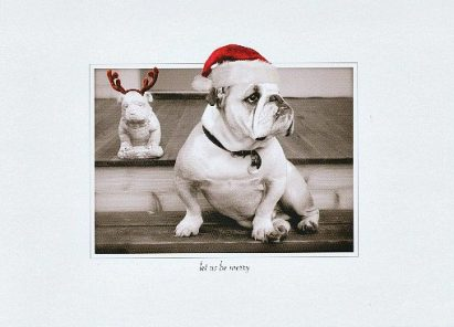 Boz Santa Baby