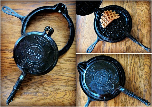 griswold waffle iron