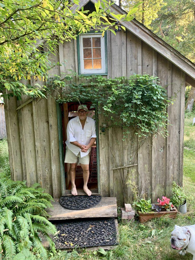 Vashon cabin